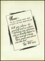 1949 William Penn High School Yearbook Page 210 & 211