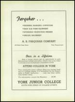 1949 William Penn High School Yearbook Page 216 & 217
