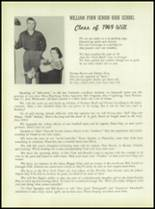 1949 William Penn High School Yearbook Page 224 & 225