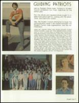 1980 Patapsco High School Yearbook Page 12 & 13