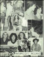 1980 Patapsco High School Yearbook Page 18 & 19