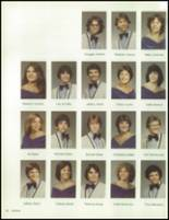 1980 Patapsco High School Yearbook Page 20 & 21
