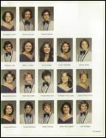 1980 Patapsco High School Yearbook Page 34 & 35