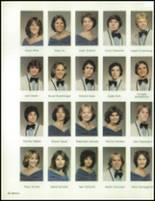 1980 Patapsco High School Yearbook Page 40 & 41