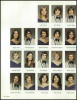 1980 Patapsco High School Yearbook Page 42 & 43