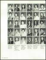 1980 Patapsco High School Yearbook Page 92 & 93