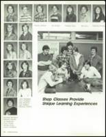 1980 Patapsco High School Yearbook Page 100 & 101