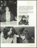 1980 Patapsco High School Yearbook Page 160 & 161