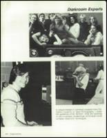 1980 Patapsco High School Yearbook Page 170 & 171