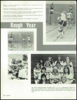 1980 Patapsco High School Yearbook Page 176 & 177