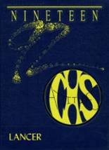 1992 Yearbook Crestwood High School