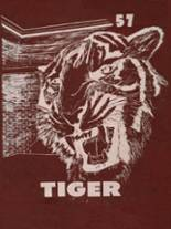 1957 Yearbook Troup High School