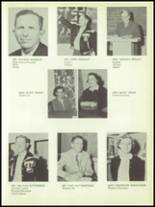 1957 Troup High School Yearbook Page 12 & 13