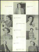 1957 Troup High School Yearbook Page 16 & 17
