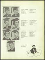 1957 Troup High School Yearbook Page 18 & 19