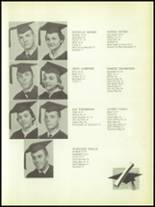 1957 Troup High School Yearbook Page 22 & 23