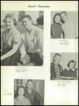 1957 Troup High School Yearbook Page 28 & 29