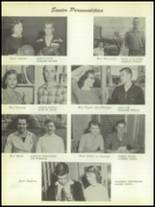 1957 Troup High School Yearbook Page 30 & 31