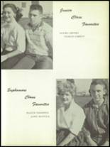 1957 Troup High School Yearbook Page 32 & 33