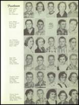 1957 Troup High School Yearbook Page 36 & 37