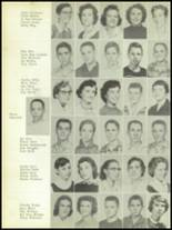 1957 Troup High School Yearbook Page 38 & 39
