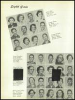 1957 Troup High School Yearbook Page 42 & 43