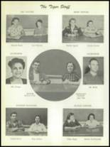 1957 Troup High School Yearbook Page 44 & 45