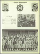 1957 Troup High School Yearbook Page 46 & 47