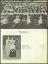 1957 Troup High School Yearbook Page 50 & 51