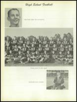 1957 Troup High School Yearbook Page 54 & 55