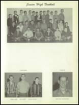 1957 Troup High School Yearbook Page 56 & 57