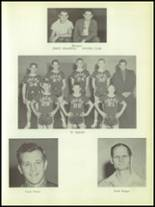 1957 Troup High School Yearbook Page 58 & 59