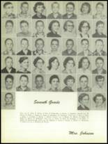 1957 Troup High School Yearbook Page 66 & 67