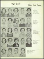 1957 Troup High School Yearbook Page 68 & 69