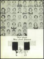 1957 Troup High School Yearbook Page 72 & 73