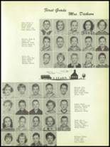 1957 Troup High School Yearbook Page 74 & 75