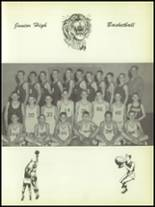 1957 Troup High School Yearbook Page 78 & 79