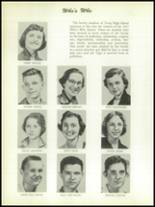 1957 Troup High School Yearbook Page 80 & 81