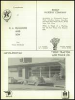1957 Troup High School Yearbook Page 94 & 95