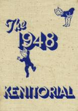 1948 Yearbook Kenmore High School (thru 1959)