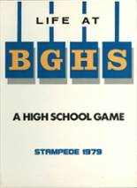 1979 Yearbook Buffalo Grove High School