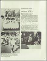 1976 Oxnard High School Yearbook Page 16 & 17