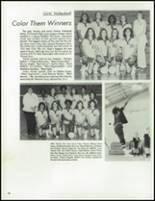 1976 Oxnard High School Yearbook Page 82 & 83