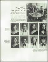 1976 Oxnard High School Yearbook Page 94 & 95