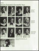1976 Oxnard High School Yearbook Page 104 & 105