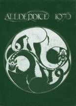 1975 Yearbook Allderdice High School