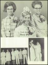 1968 Field Kindley Memorial High School Yearbook Page 28 & 29