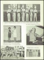 1968 Field Kindley Memorial High School Yearbook Page 42 & 43