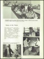 1968 Field Kindley Memorial High School Yearbook Page 54 & 55