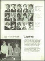 1968 Field Kindley Memorial High School Yearbook Page 84 & 85